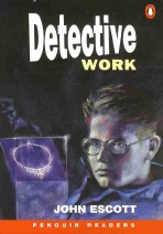 DETECTIVE WORK(PENGUIN READES 4)