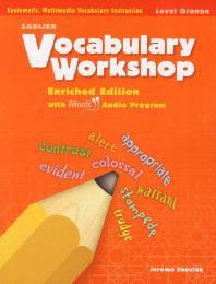 Vocabulary Workshop Level Orange