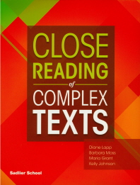 Close Reading of Complex Texts SB G-4