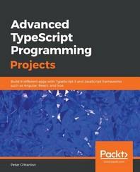 [해외]Advanced TypeScript Programming Projects (Paperback)