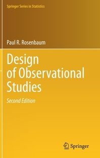 [해외]Design of Observational Studies