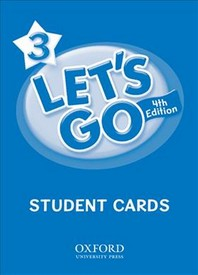 Let s Go. 3 Student Cards