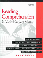 Reading Comprehension Book 5:in Varied Subject Matter