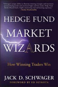 [해외]Hedge Fund Market Wizards (Hardcover)
