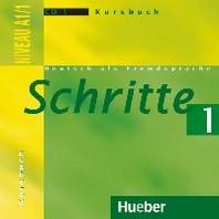 Schritte 1 : 2 Audio-CDs, Kursbuch