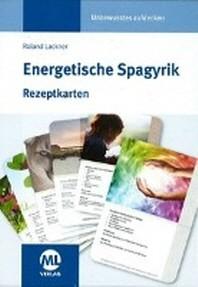 Energetische Spagyrik - Rezeptkarten