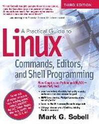 [해외]A Practical Guide to Linux Commands, Editors, and Shell Programming