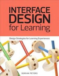 [해외]Interface Design for Learning