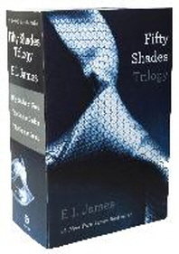 FIFTY SHADES TRILOGY 3-VOLUME BOXED SET(BOXED SET) 박스는 없고 책 3권  구성 입니다.