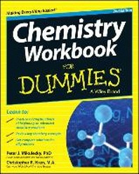[해외]Chemistry Workbook for Dummies