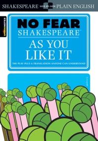 [해외]As You Like It (No Fear Shakespeare), Volume 13