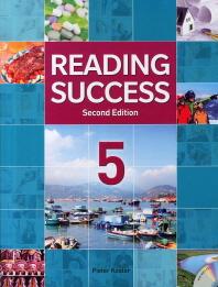 READING SUCCESS. 5(SECOND EDITION)(CD1장포함)