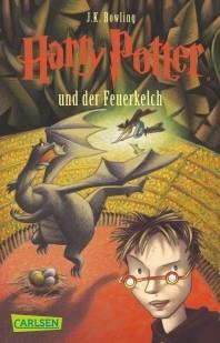 Harry Potter und der Feuerkelch (Book4)