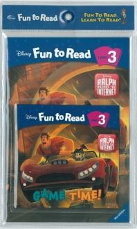 Game Time! Set (Level 3)(Disney Fun to Read)