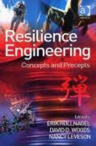 [해외]Resilience Engineering