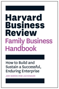 [해외]Harvard Business Review Family Business Handbook