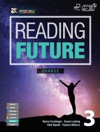 Reading Future Change 3 New(SB+CD)