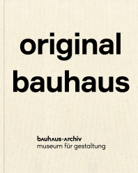 [해외]Original Bauhaus Catalogue