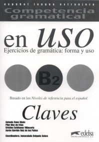 Competencia Gramatical en uso B2 (Claves)