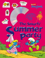 THE SMURFS SUMMER PARTY(CD1장포함)(STICKER STORY BOOK 1)