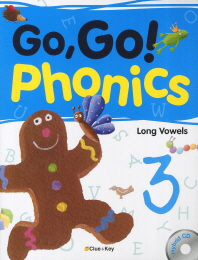 Go Go Phonics. 3: Long Vowels