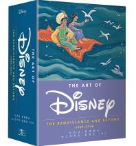 디즈니 르네상스 포스트카드 컬렉션 100(양장본 HardCover)
