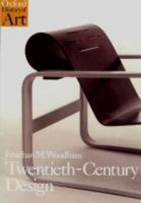 [보유]Twentieth-Century Design: Oxford History of Art