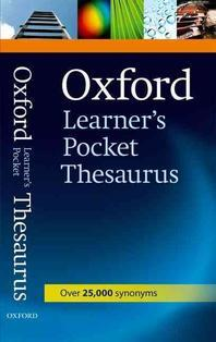 [해외]Oxford Learner's Pocket Thesaurus