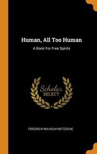 [해외]Human, All Too Human (Hardcover)