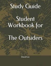 [해외]Study Guide Student Workbook for the Outsiders (Paperback)