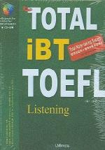 TOTAL IBT TOEFL LISTENING(Tape)