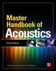 [해외]Master Handbook of Acoustics, Sixth Edition