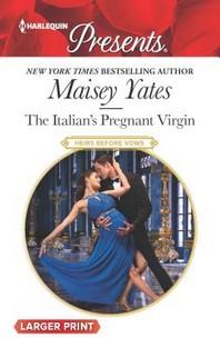 [해외]The Italian's Pregnant Virgin (Mass Market Paperbound)