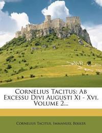 Cornelius Tacitus. Zweiter Band.
