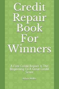 Credit Repair Book For Winners