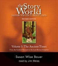 The Story of the World, Vol. 1: Ancient times, Audio CD - Audiobook, CD