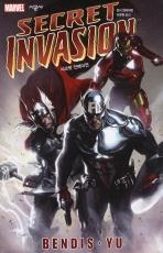 시크릿 인베이전(Secret Invasion)(시공 그래픽 노블)
