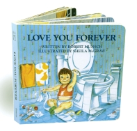 [해외]Love You Forever (Board Books)