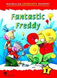 Macmillan Children's Readers Level 1 : Fantastic Freddy