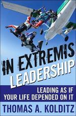 [해외]In Extremis Leadership (Hardcover)