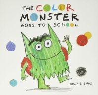 [해외]The Color Monster Goes to School