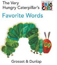 [해외]The Very Hungry Caterpillar's Favorite Words