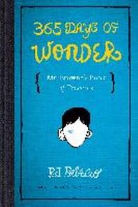 [해외]365 Days of Wonder (Hardcover)