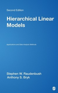 [해외]Hierarchical Linear Models