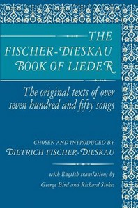 [해외]The Fischer-Dieskau Book of Lieder
