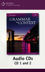 GRAMMAR IN CONTEXT. 3(FIFTH EDITION)(CD2장)