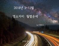 2018년 3~12월 염소자리 월별운세