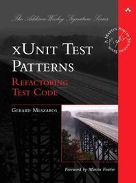 [해외]Xunit Test Patterns (Hardcover)