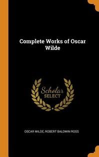 [해외]Complete Works of Oscar Wilde (Hardcover)