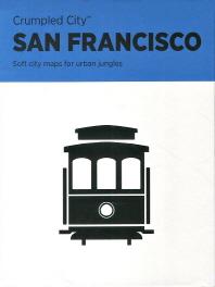 샌프란시스코(San Francisco)(구겨쓰는 도시 지도)